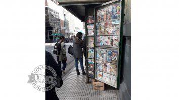 indebida ocupacion del espacio publico