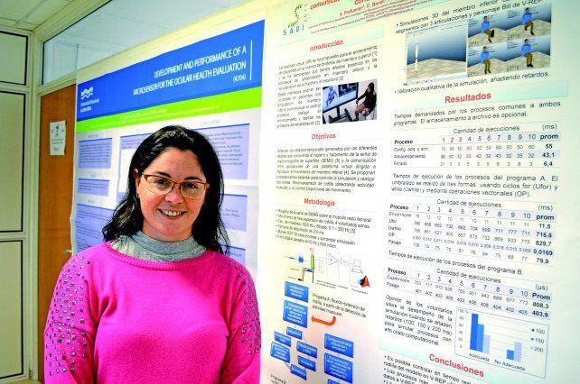 Investigadora, Analía Cherniz y la curiosidad que le abrió un camino