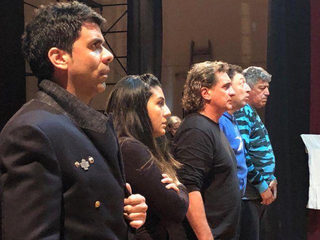 Preparan un drama musical que abreva en la historia entrerriana