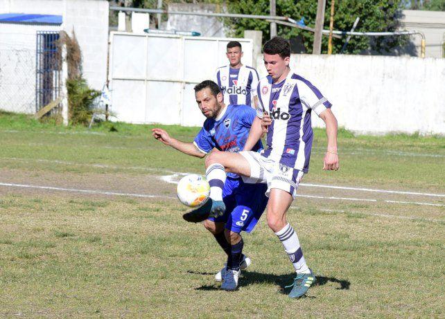 No sacaron ventaja. La ida terminó parda en Villaguay. La serie se define en Concepción del Uruguay.