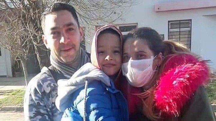 Yamila Ramírez se recupera tras un trasplante bipulmonar