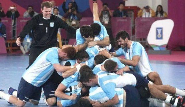 El Handball consiguió el Oro en Lima
