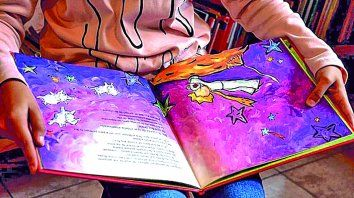 los ninos que leen dejan un legado