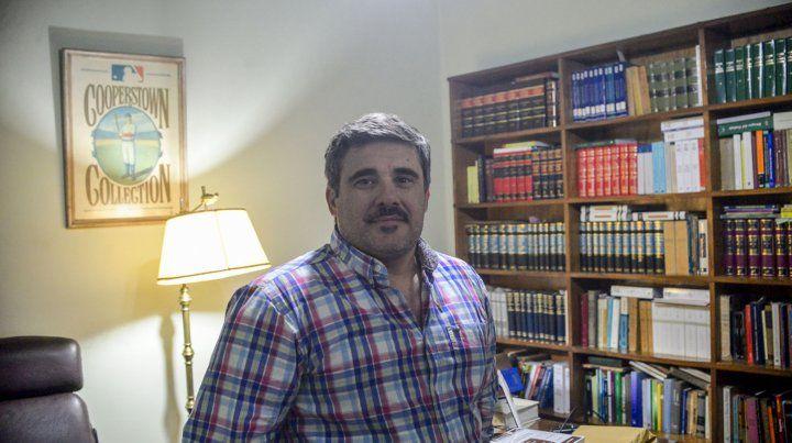 El entrenador de Paraná
