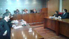 Audiencia. La defensa reeditó argumentos ante la Cámara de Casación.