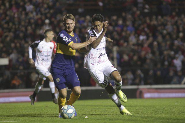 El equipo de Paraná viene de perder ante Boca 2 a 0.