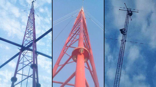LT 39 inauguró nueva planta transmisora