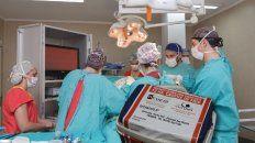 nueva donacion de organos y tejidos en parana