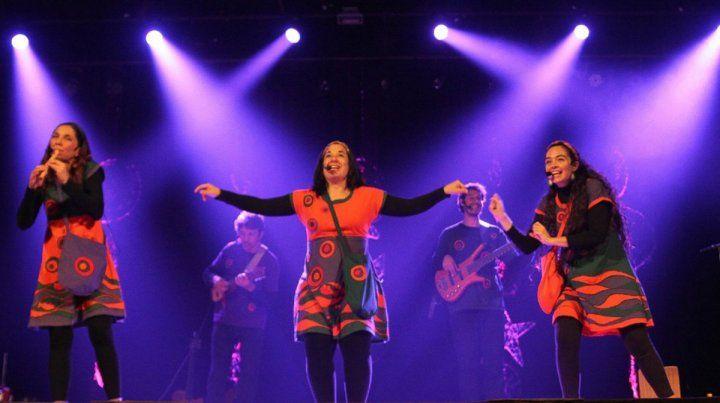 Canticuénticos actuará en Plaza Mansilla