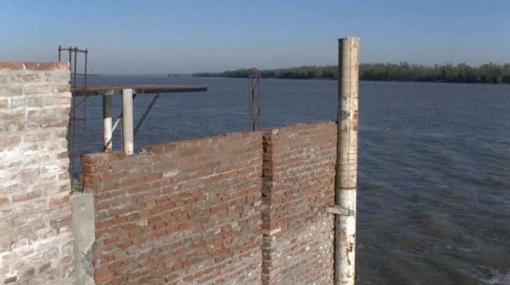 Los muros se derrumbaron hace mucho