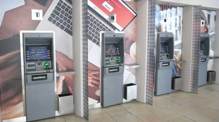 Recibos de jubilados se pueden obtener en cajeros automáticos
