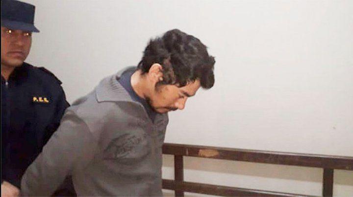 Dictaron prisión preventiva para el asesino de Lilian Godoy