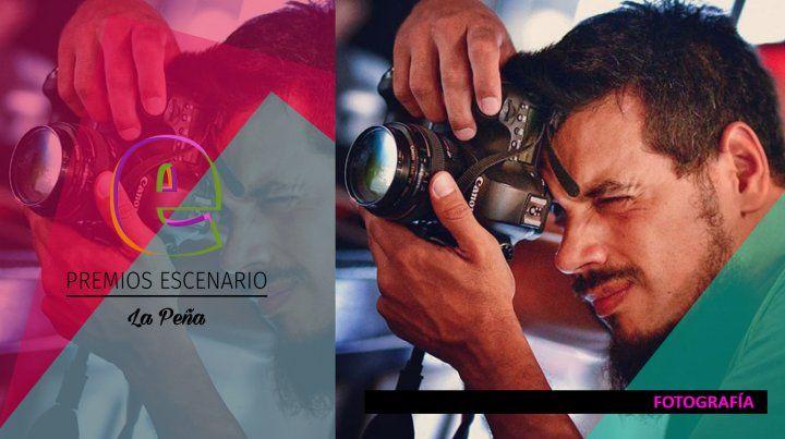 El arte fotográfico tendrá su espacio en La Peña de los Premios Escenario