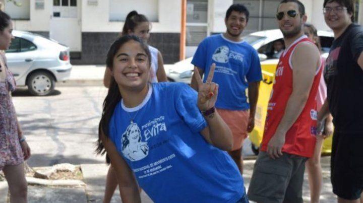 Micaela García hubiese cumplido 24 años: realizan actividades en su homenaje