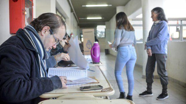 En Entre Ríos votó más del 75% del padrón