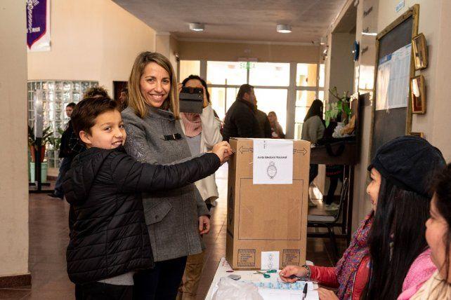 Laura Stratta celebró poder elegir en qué país queremos vivir