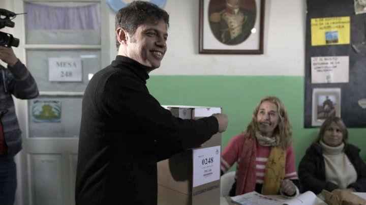 Kicillof aparece como el nuevo hombre fuerte de provincia de Buenos Aires