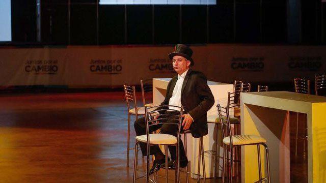 Dura derrota de Macri: la imagen del Mago sin Dientes que se hizo viral