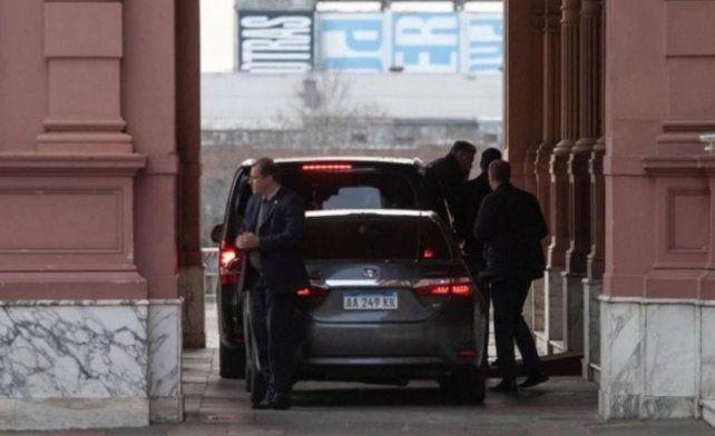 Macri postergó la reunión de Gabinete para las 15:30