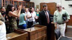 finalmente, a casi tres anos de la condena, broggi va a la carcel