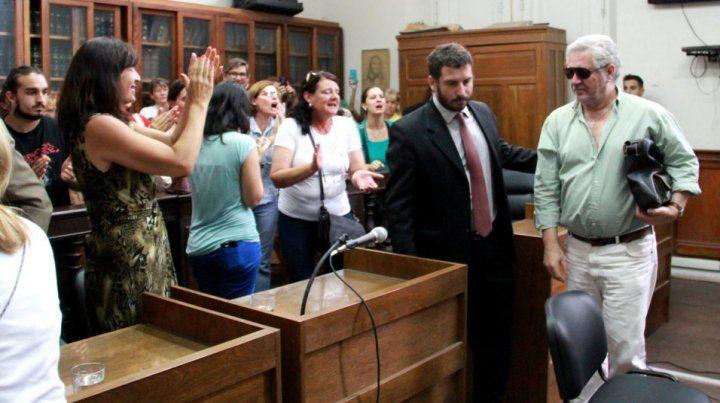 Finalmente, a casi tres años de la condena, Broggi va a la cárcel