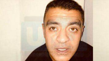 Al penal. Peralta fue trasladado a la cárcel de Paraná.