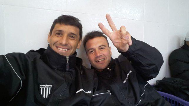 Nico Torres y Juan Ferreyra, defensa  y ataque por siempre