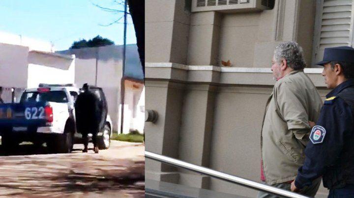 A casi tres años de la condena Broggi quedó detenido en la cárcel de Gualeguay