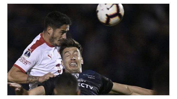 El Rojo eliminado de la Sudamericana