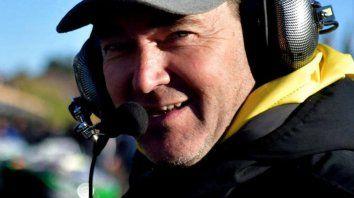 El deseo. Quiero salir y correr mi última carrera en el TC, manifestó el piloto entrerriano.