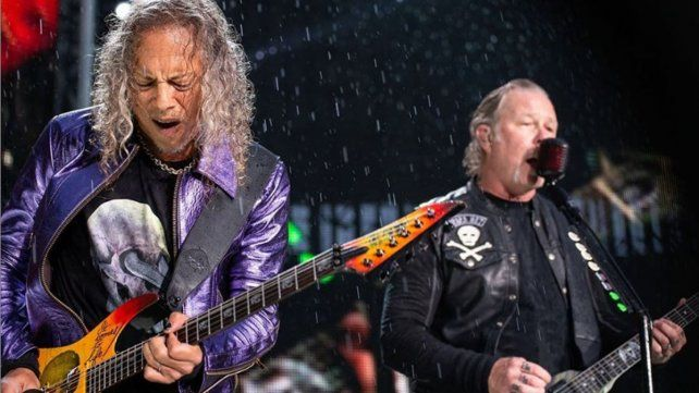 Metallica vuelve a Argentina