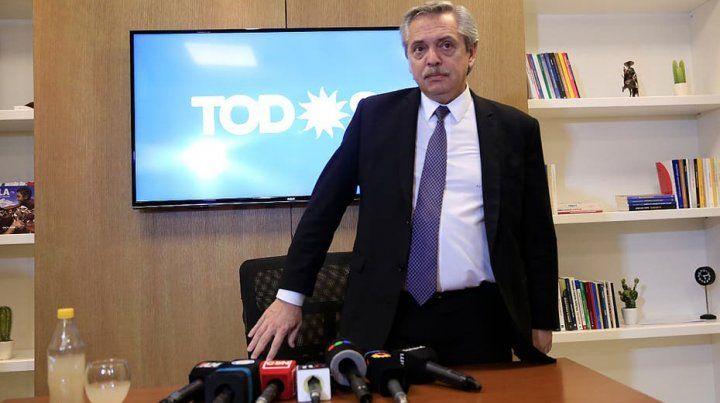 Fernández: El Presidente tiene que llegar al 10 de diciembre
