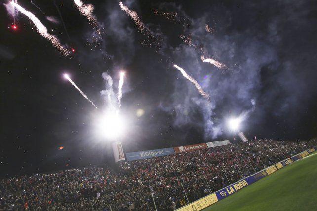 El Grella nuevamente sede un partido de Primera.