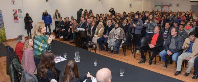 Jornada de Capacitación para nuevas Comunas y Municipio