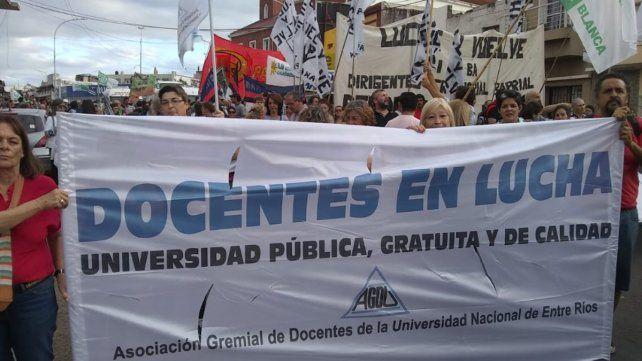 Las medidas de Macri representan más ajuste para las universidades