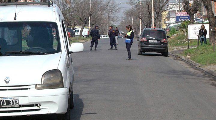 Falleció una mujer que fue atropellada por un automóvil cuando cruzaba calle Garrigó
