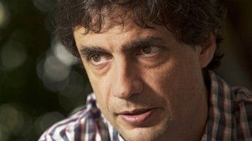 De Buenos Aires, a la Nación. Lacunza estaba al frente de Economía en la gestión de Vidal. (La Nación)