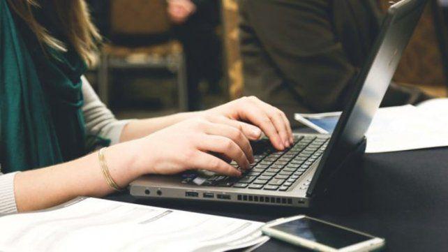 Más Ágil. Con un click se accede a una vasta agenda de actividades.