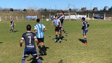 Desde los 12 pasos. En el Puerto Viejo de Concepción, cancha de Parque Sur, la emoción se hizo presente hasta en los penales. Pasó el local 5 a 4.
