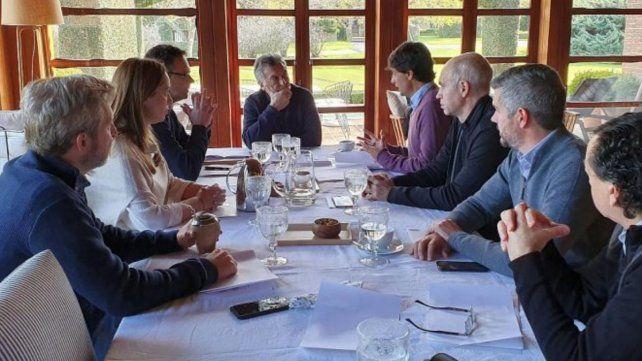 Macri reunió a Lacunza y le trasmitió sus prioridades