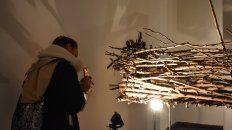 recorrido dialogado por la muestra arte in situ en bellas artes