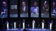 el segundo debate entre candidatos a la rosada sera el 20 de octubre
