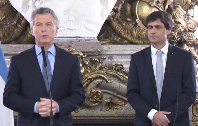 Macri: Es muy grave lo que está haciendo el kirchnerismo