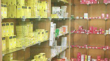 el abastecimiento de medicamentos es normal, aunque con aumentos