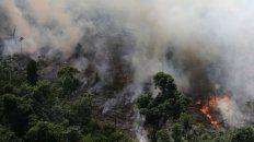 el amazonas, pulmon del planeta, lleva 16 dias en llamas
