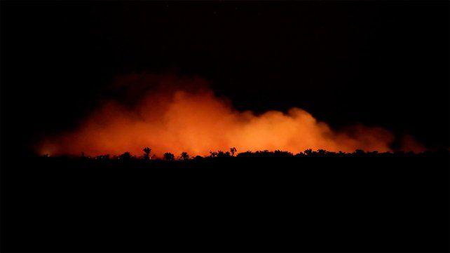 Afirman que el fuego el amazonas tendrá impacto mundial