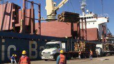 Continuidad. Sigue la actividad en los puertos entrerrianos.
