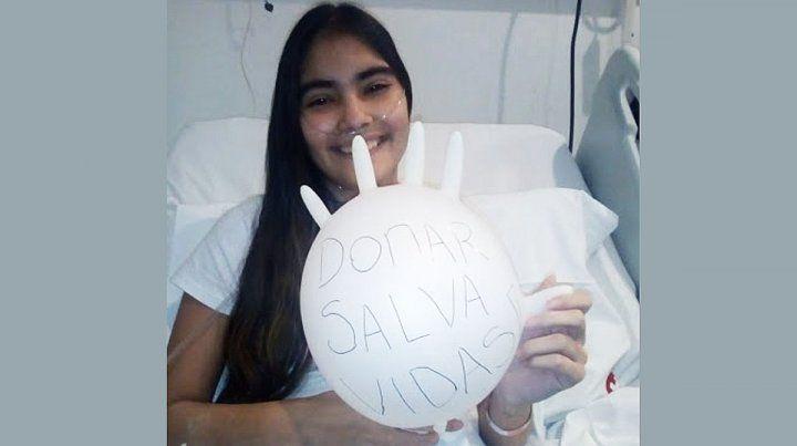 Joven de Santa Elena debe ser trasplantada de los pulmones nuevamente