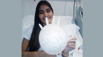 joven de santa elena necesita un retrasplante de pulmones