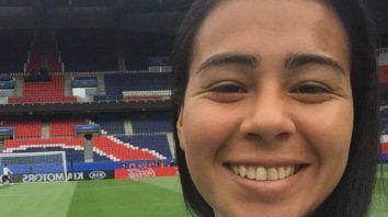 yael oviedo, la entrerriana que hizo historia en el futbol